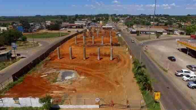 Lote 4, em Pantano Grande, foi onde o trabalho mais avançou desde 2014   Foto: Rodrigo Assmann / Gazeta do Sul / CP