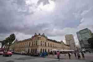 Segunda-feira será abafada pela elevada umidade | Foto: Joel Vargas / PMPA / CP Memória