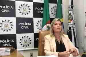 Delegada vê crime premeditado em morte de homem que teve corpo carbonizado | Foto: Policia Civil / Divulgação / CP