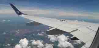 Avião covid-19