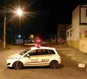 Polícia encontrou a carteira do motorista, sem dinheiro, dentro do veículo. Foto: Brigada Militar / Divulgação / CP
