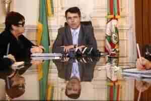 Secretário da Casa Civil, Fabio Branco. Foto: Nabor Goulart / Casa Civil Palácio Piratini / CP
