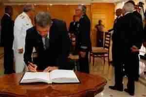 Novo ministro da Defesa já foi condenado no TCU por irregularidade em convênio. Foto: Marcos Corrêa / PR / CP