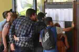 Bolsas são concedidas à estudantes de baixa renda. Foto: Samuel Maciel / CP Memória