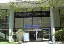 hospital fêmina