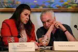 Michel Temer está em Roraima reunido com a governadora Suely Campos para tratar da questão da entrada de venezuelanos no estado | Foto: Beto Barata / PR / CP
