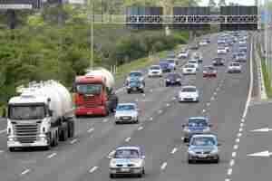 Movimento já é intenso na freeway na volta do Litoral gaúcho | Foto: Alina Souza / CP