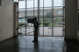 Chuva que caiu em Porto Alegre na terça-feira inviabilizou a inspeção na Cadeia Pública | Foto: Ricardo Giusti / CP