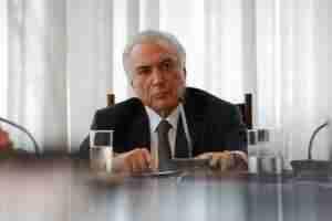 Temer anunciará criação do Ministério de Segurança Pública na segunda | Foto: Marcos Corrêa / PR / CP