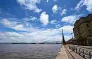 Domingo será de sol e calor à tarde no Rio Grande do Sul | Foto: Brayan Martins / PMPA / CP Memória