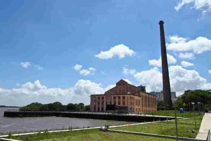 Empresa de Curitiba vence licitação para obra de revitalização do Gasômetro, na Capital