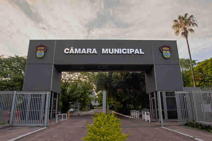 Sessão plenária foi suspensa em razão do julgamento de Lula no TRF-4 | Foto: Divulgação/CMPA