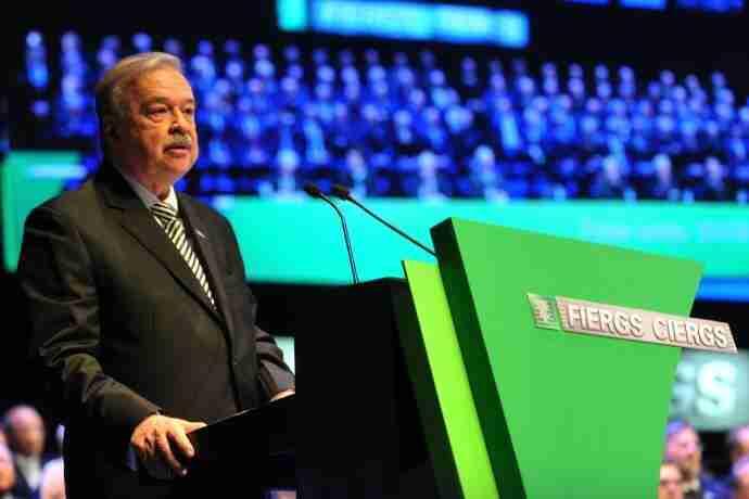 Presidente da Fiergs, Gilberto Petry, concedeu entrevista à Rádio Guaíba | Foto: Arquivo/CP