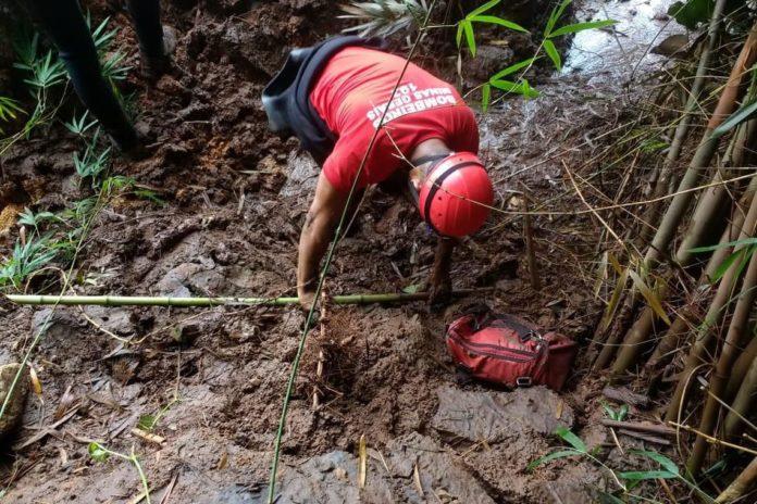 PF indicia 13 por rompimento da barragem da Vale. Foto: Divulgação Corpo de Bombeiros de Minas Gerais