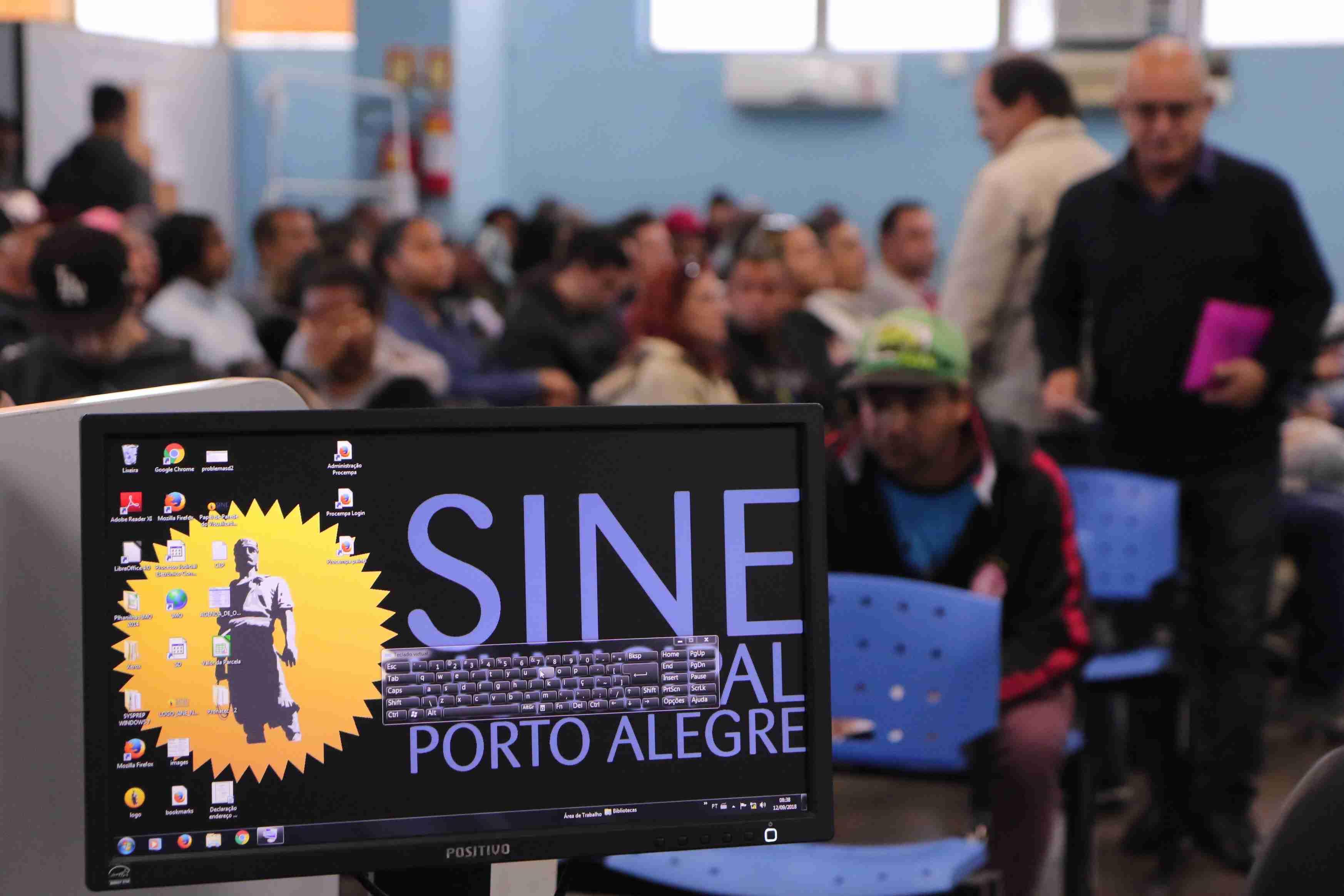 Sine Municipal oferece 46 vagas de trabalho - Radio Guaíba 98d4af9489242