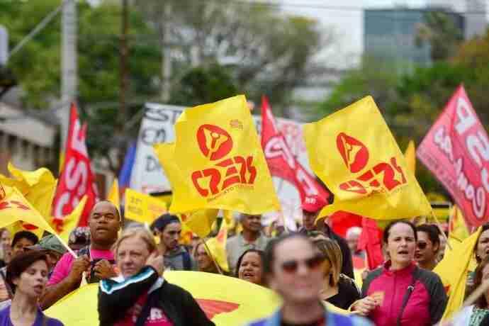 CPERS criticou desconto dos dias parados durante greve de professores | Foto: Guilherme Testa/CP Memória