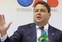 Presidente da OAB, Felipe Santa Cruz, concedeu entrevista à Rádio Guaíba | Foto: Eugênio Novaes/OAB/Divulgação