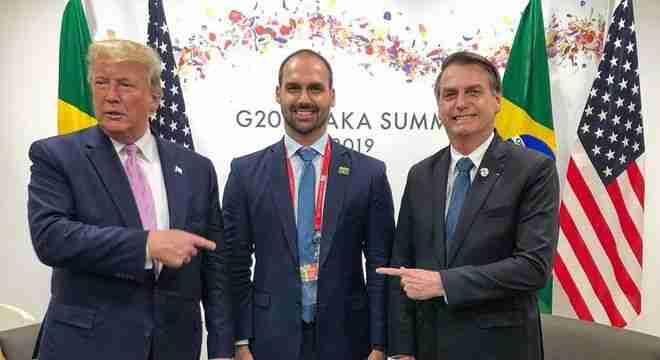 Bolsonaro afirmou ter canal aberto com o presidente americano Donald Trump | Foto: Reprodução/Instagram