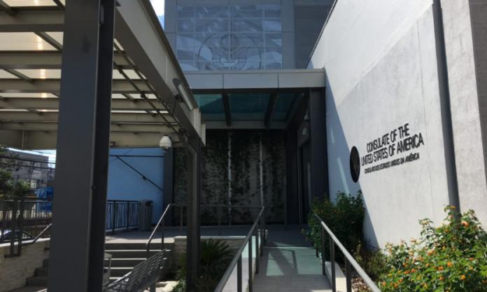 consulados embaixada