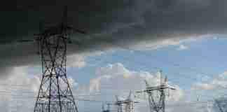Fornecimento de energia elétrica foi prejudicado por fenômeno climático | Foto: ABR