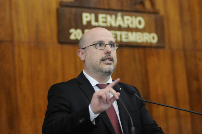 Projeto de Liberdade Econômica é de autoria de Rodrigo Lorenzoni (DEM)