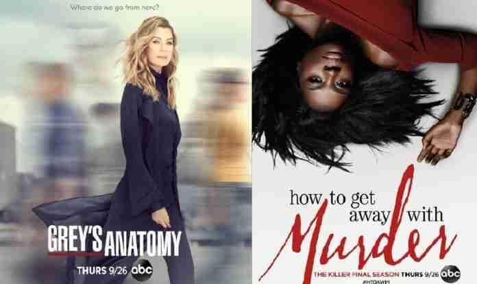 Grey's Anatomy HTGAWM