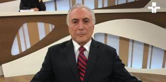 No Roda Viva, Temer diz que Dilma foi vítima de golpe  Foto: Reprodução / Roda Viva / CP