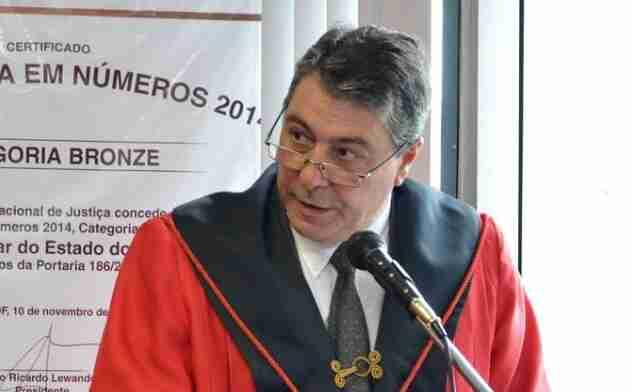 Juiz militar Fernando Lemos. Foto: Divulgação. Foto: Juiz militar Fernando Lemos/ Divulgação