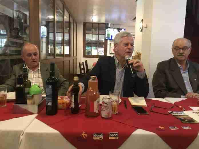 Presidente do Sindicato Rural e do Núcleo de Criadores de Aberdeen Angus de Dom Pedrito, José Roberto Pires Weber
