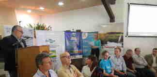 Cerimônia do evento em Pelotas foi realizada pela Federarroz na Associação Rural de Pelotas durante Expofeira do município