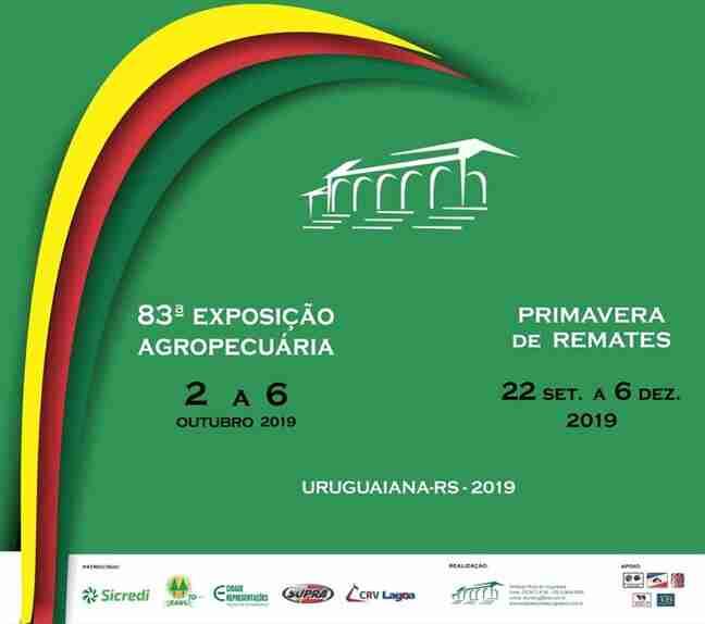 Os leilões particulares da temporada de Primavera, que ocorrem fora da programação da Expofeira, começam no dia 10 (quinta-feira)