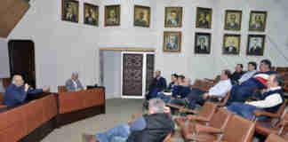 O encontro serviu para discutir vantagens e desvantagens dos acordos.