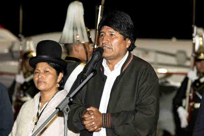 Evo Morales renunciou após sofrer pressão das Forças Armadas | Foto: Divulgação/Cancillería Ecuador