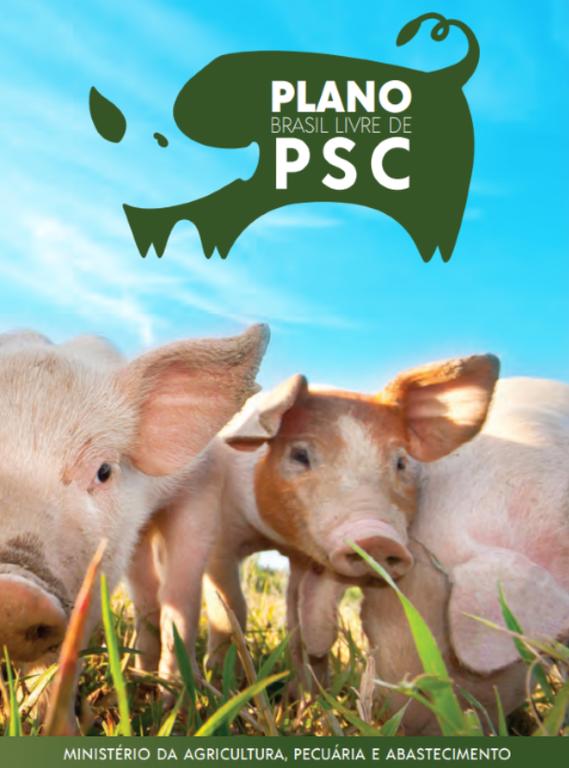 Mapa implementa plano estratégico para erradicar peste suína clássica.