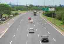 Uma das rodovias sob intervenção da CCR ViaSul é a Freeway, entre Osório e Porto Alegre | Foto: Fabiano do Amaral/CP