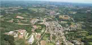 Nova Araçá, com 4.759 habitantes, pode ser uma das cidades extintas | Foto: Divulgação/Famurs/Prefeitura de Nova Araçá