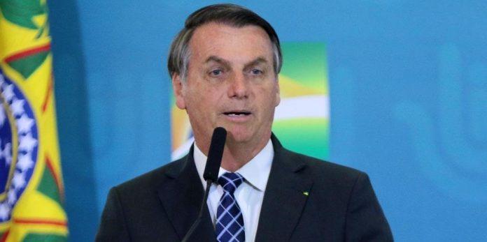 Bolsonaro disse nesta quinta que não daria entrevista à imprensa | Foto: Wilson Dias/Agência Brasil/CP