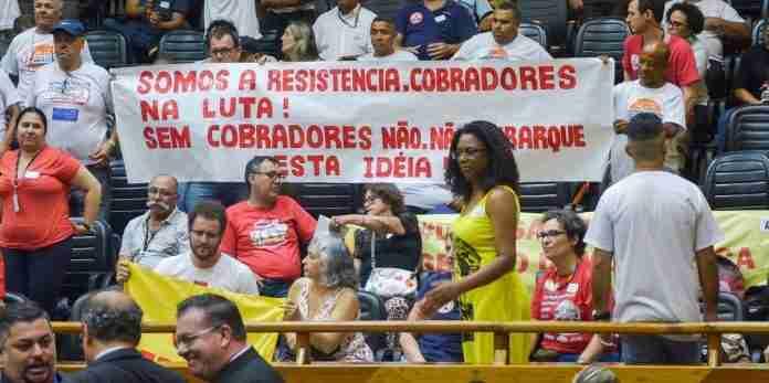 Pauta dos cobradores provocou polêmica na Câmara | Foto: Guilherme Almeida/CP
