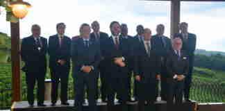 Quatro membros do Mercosul recepcionaram representantes de países associados | Foto: Guilherme Almeida/Especial/Correio do Povo