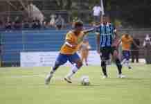 Pelotas levou a Recopa Gaúcha após derrotar Grêmio nos pênaltis | Foto: Tales Leal/ECP