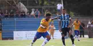 Pelotas levou a Recopa Gaúcha após derrotar Grêmio nos pênaltis   Foto: Tales Leal/ECP