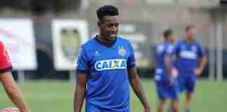Moisés ficará emprestado ao Inter até o final do ano, com cláusula de compro ao término do contrato | Foto: Felipe Oliveira/EC Bahia