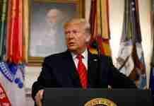 Presidente dos EUA, Donald Trump usou o Twitter para se manifestar | Foto: Jim Bourg/Reprodução/ABr