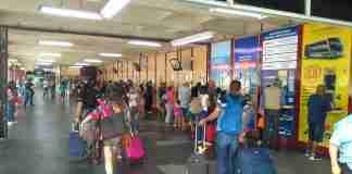 Guichês da Rodoviária estão vendem passagens de última hora   Foto: Gustavo Chagas/Rádio Guaíba