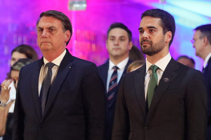 Governador Eduardo Leite havia elogiado mudanças na postura de Bolsonaro horas antes de pronunciamento | Foto: Itamar Aguiar/Palácio Piratini