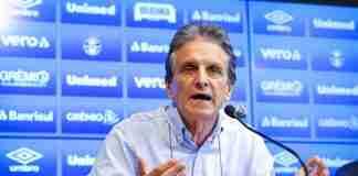 Grêmio concedeu férias até o dia 21 de abril | Foto: Ricardo Giusti/CP Memória