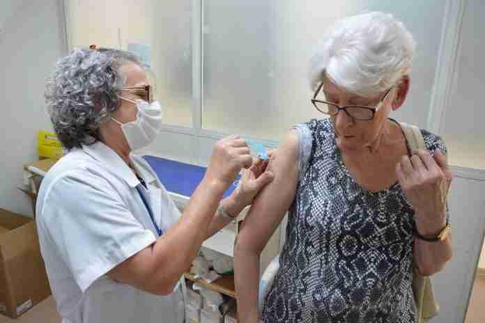 vacina gripe postos de saúde