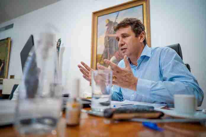Medida foi confirmada pelo presidente da Assembleia, Ernani Polo   Foto: Joel Vargas/Agência ALRS
