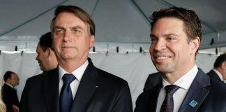 Atual diretor da Agência Brasileira de Inteligência (Abin), Alexandre Ramagem, foi nomeado para assumir comando da PF | Foto: Carolina Antunes/PR/Divulgação/CP