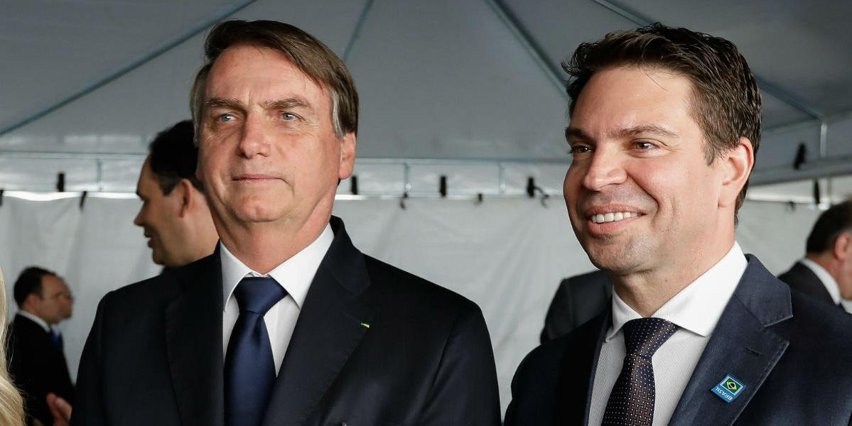 Bolsonaro anuncia Alexandre Ramagem para comandar a PF